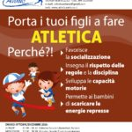 AtleticaAviano_Giovanile_Locandina